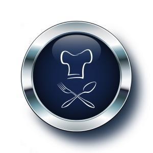金森伯兰西餐厅的企业标志