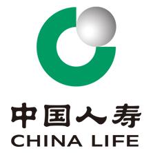 中国人寿保险天台支公司售后服务部的企业标志